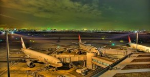 The worlds most on-time airport: Haneda airport, Tokyo