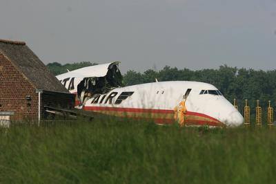 Brussels Airport Cargo Plane Crash