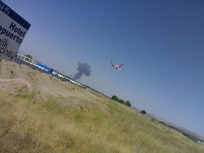 Madrid Airport Spanair crash