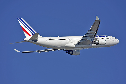 Airbus A330-203 AIR FRANCE F-GZCP