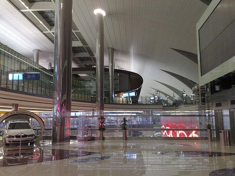 Dubai Terminal 3