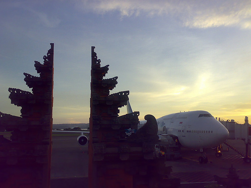 Patience required at Bali Airport (Ngurah Rai/Denpasar)