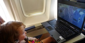 Free Wifi on planes allow you stream your favourite films online