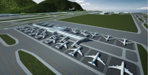 Hong Kong's plan for a new midfield terminal
