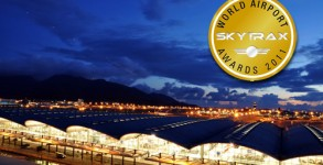 Hong Kong International wins the 2011 Airport of the Year award