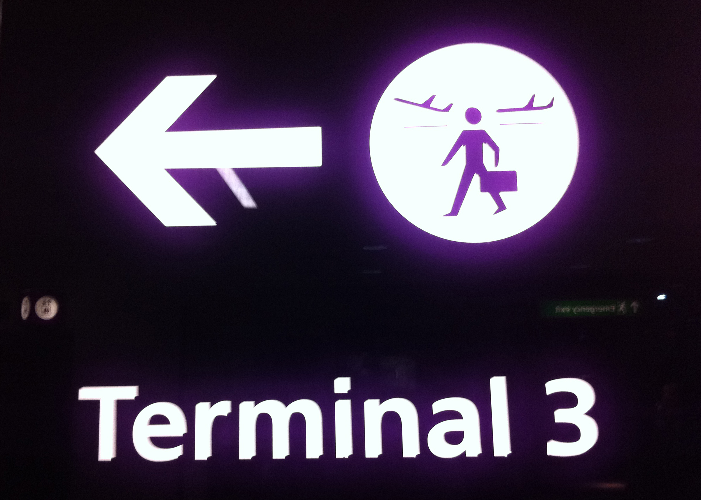 Connecting to terminal 3 at London Heathrow