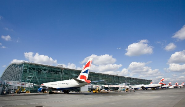 Surprise, surprise: Heathrow named London 2012 airport