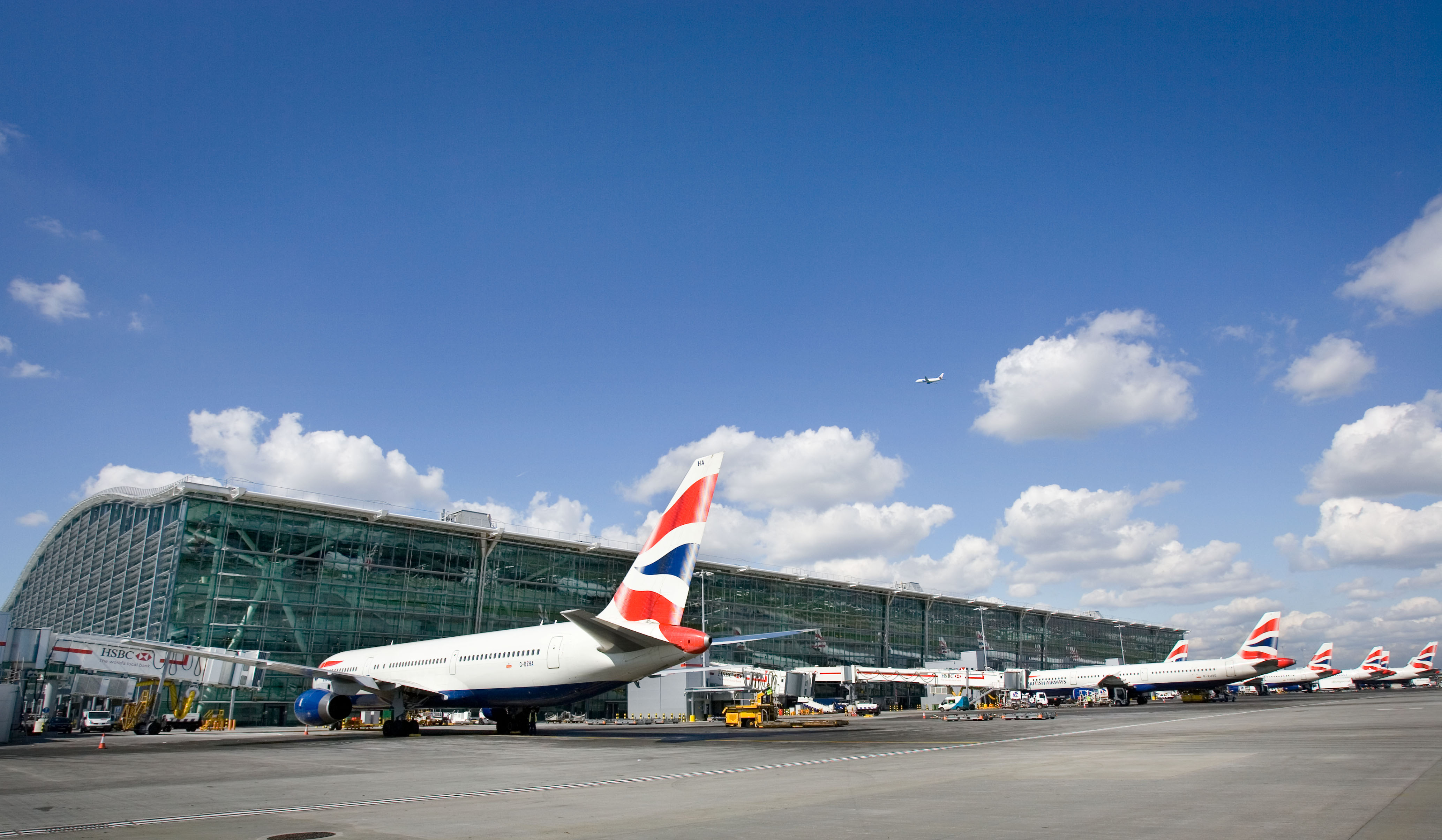 London Heathrow named host airport of the 2012 Olympic Games