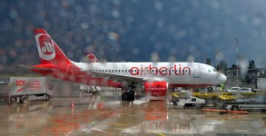Berlin Tegel TXL is home to Air Berlin
