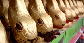 Easter Strikes, luckily it's not the bunnies that strike...