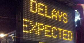 Expect Delays was again on of the topics of this weeks LateDeparture airport news