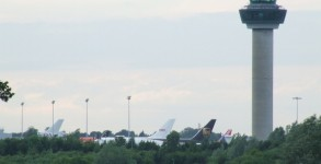 Stansted Airport Control Tower