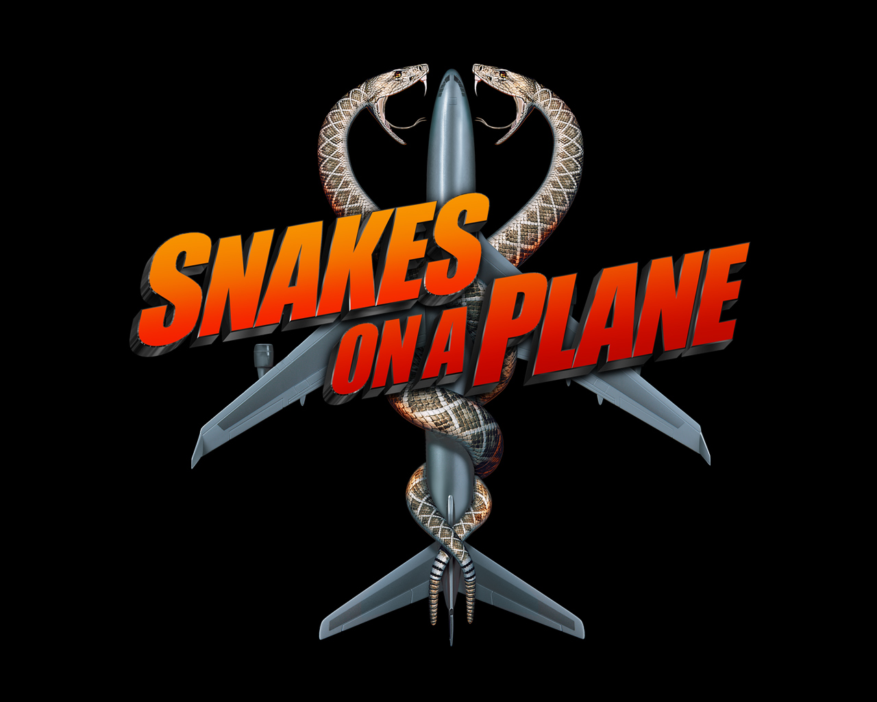 Snakes on a plane - this time for real in Glasgow