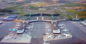 Sao Paulo's Guarulhos International Airport (Photo from Wikipedia)