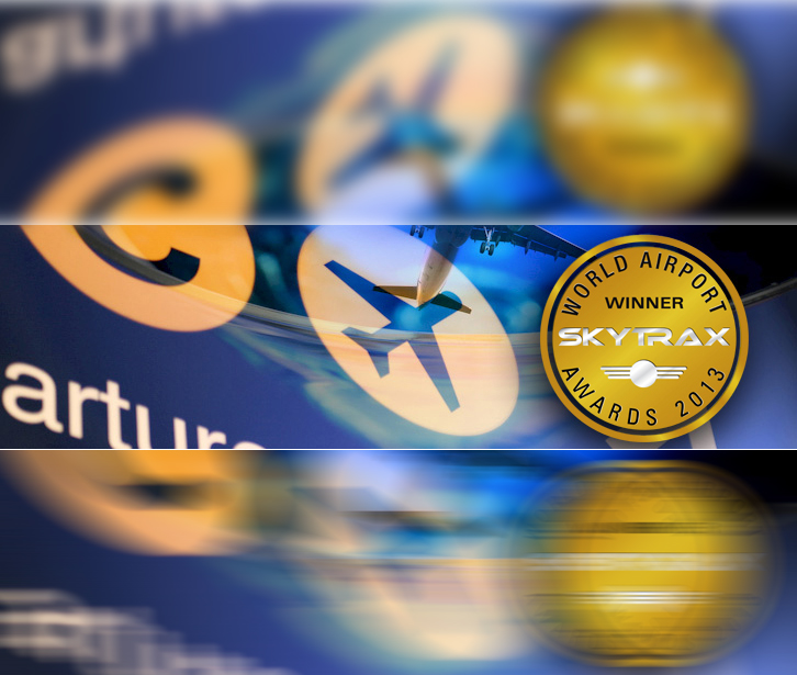 2013 Skytrax World Airport Awards