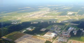 George Bush Intercontinental Airport, Houston