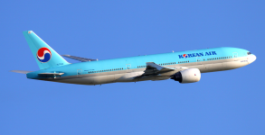 Korean Air Boeing 777-200ER