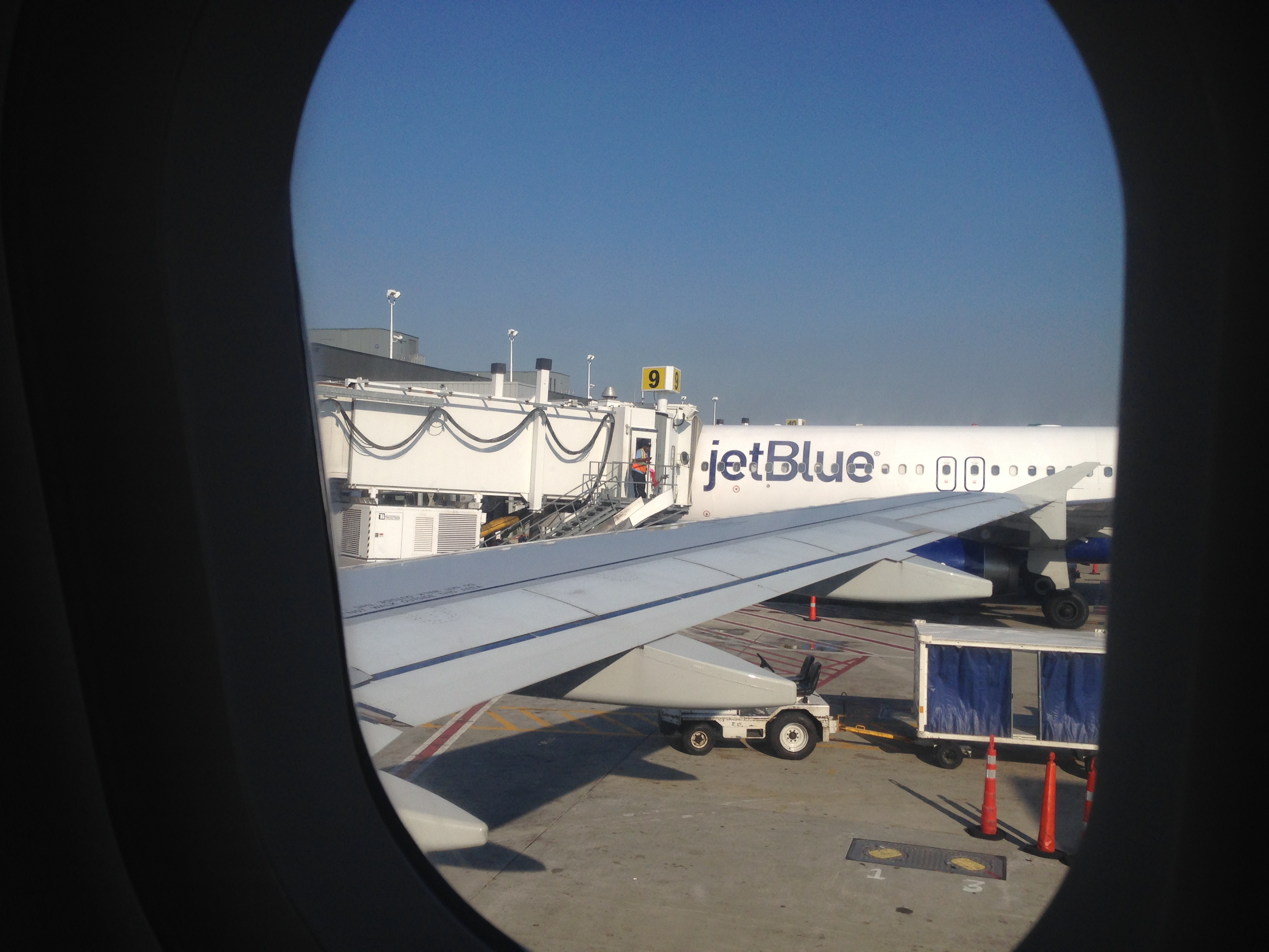 Report: Across the States with JetBlue