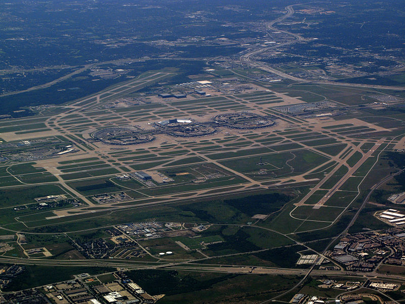 Dallas/Fort Worth International
