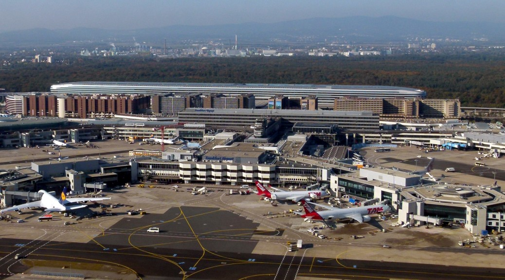 Frankfurt Airport (photo from 2011)