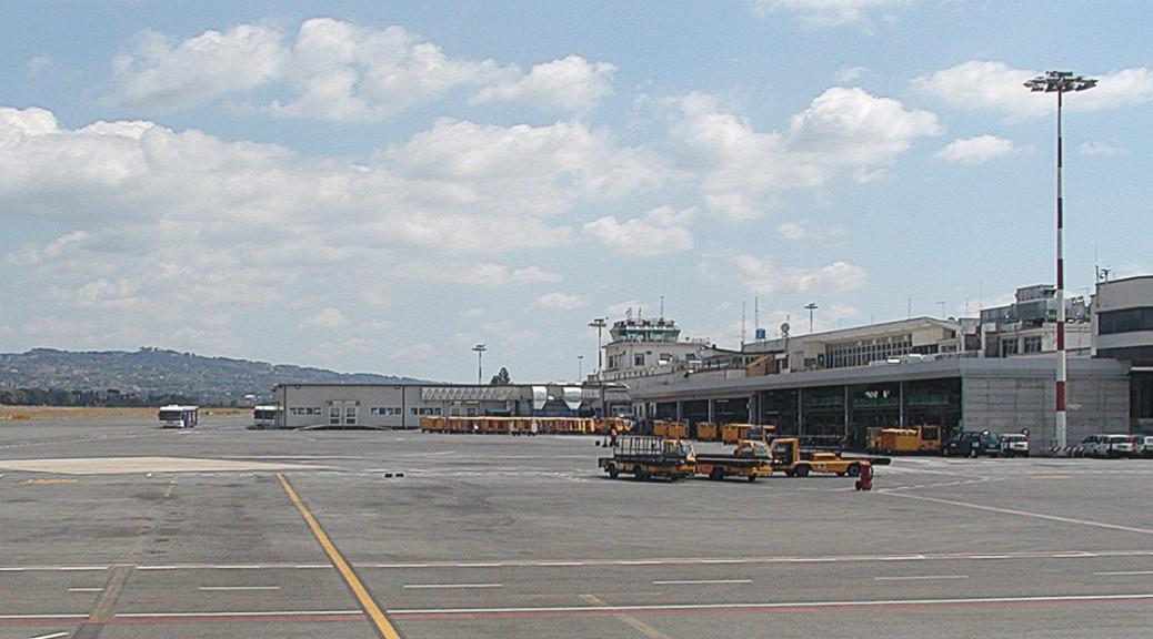 Rome's Ciampino Airport