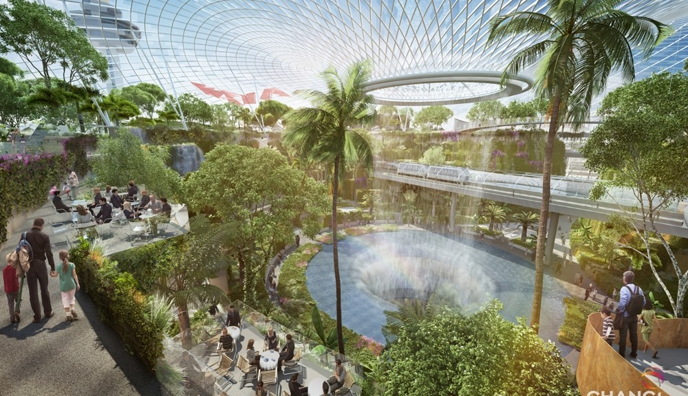 Singapore's Project Jewel ready in 2018