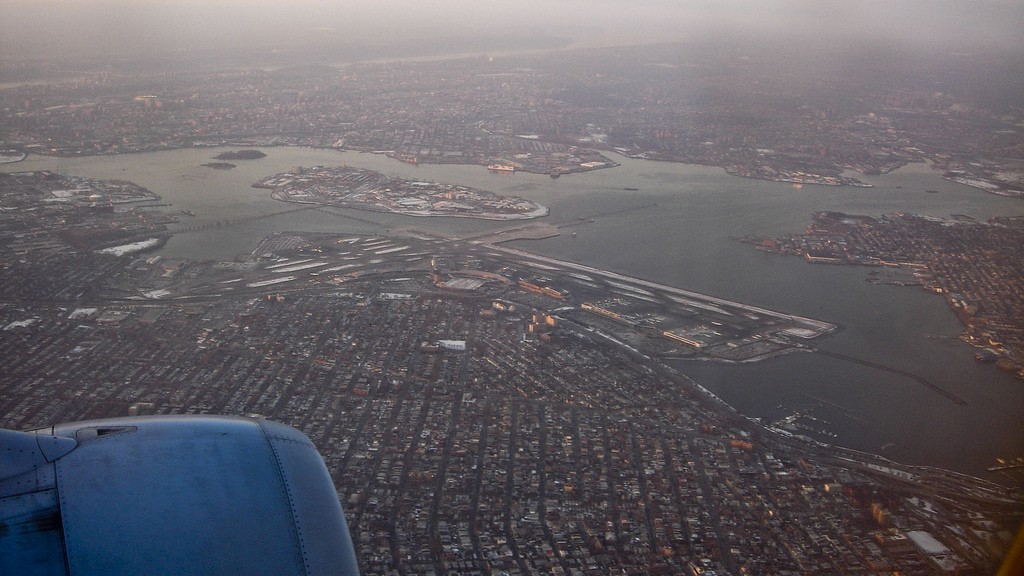 LGA - New York LaGuardia Airport (via Flickr)